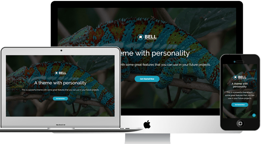 Bell - A perfect theme